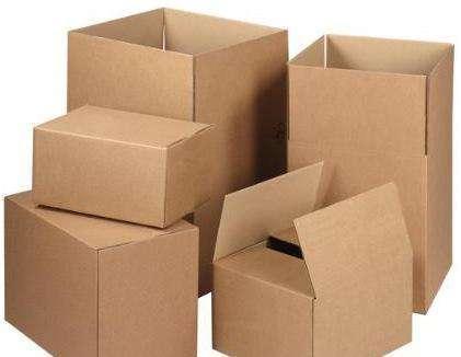 黑龙江哪里卖快递纸箱_瓦楞纸板双色柔性版印刷工艺